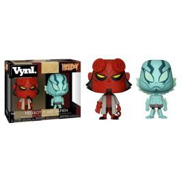 Vynl Hellboy + Abe Sapien