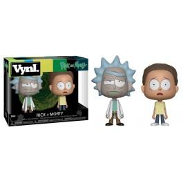 Vynl Rick + Morty