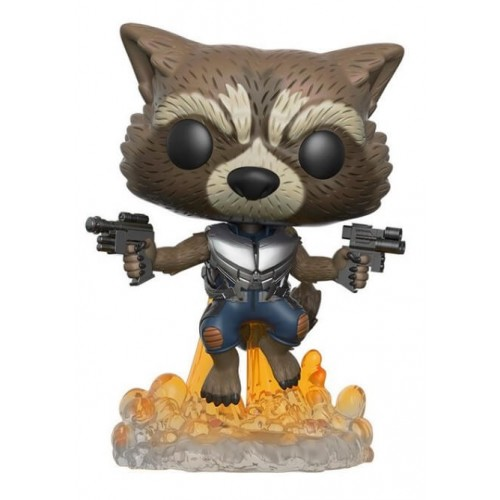 Funko Mania Funko Rocket Guardians Of The Galaxy
