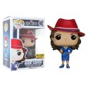 Funko Agent Carter with Nitramene Bomb