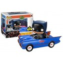 Funko Batmobile Blue