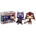 Funko Black Panther vs Monster Hunter