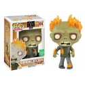 Funko Burning Walker