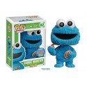 Funko Flocked Cookie Monster