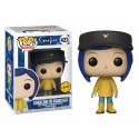 Funko Coraline in Raincoat Chase