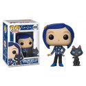 Funko Coraline with Cat