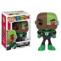 Funko Cyborg as Green Lantern