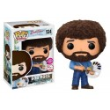 Funko Flocked Bob Ross