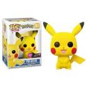 Funko Flocked Pikachu
