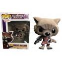 Funko Flocked Rocket Raccoon Ravagers