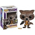 Funko Flocked Rocket Raccoon