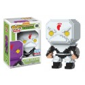 Funko Foot Soldier 8-Bit White