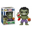 Funko Hulk with Presents