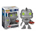 Funko Iron Giant with Car