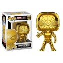 Funko Iron Spider Gold Chrome