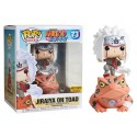 Funko Jiraiya on Toad