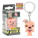 Funko Keychain Angry Stay Puft
