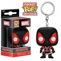 Funko Keychain Black Suit Deadpool