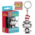 Funko Keychain Cat in the Hat