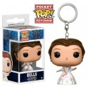 Funko Keychain Celebration Belle