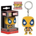 Funko Keychain Deadpool Orange