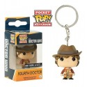 Funko Keychain Fourth Doctor