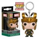 Funko Keychain Loki
