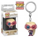 Funko Keychain Luna Lovegood with Glasses