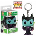Funko Keychain Maleficent