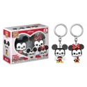 Funko Keychain Mickey & Minnie