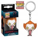 Funko Keychain Pennywise Funhouse