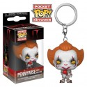 Funko Keychain Pennywise with Balloon