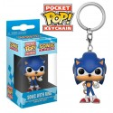 Funko Keychain Sonic with Ring