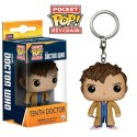 Funko Keychain Tenth Doctor