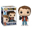 Funko Marty in Puffy Vest