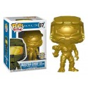 Funko Master Chief with Cortana Gold