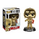 Funko Metallic C-3PO Exclusive