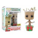 Funko Metallic Holiday Dancing Groot