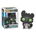 Funko Night Lights Black with Green Eyes