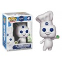 Funko Pillsbury Doughboy Shamrock Cookie