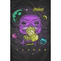 Funko Pop Tee Thanos Infinity War L