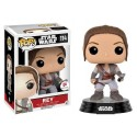 Funko Rey Resistance Outfit
