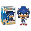 Funko Sonic with Ring