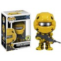 Funko Spartan Warrior Yellow