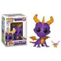 Funko Spyro and Sparx