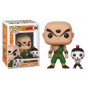 Funko Tien and Chiaotzu
