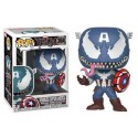Funko Venomized Captain America