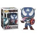 Funko Venomized Captain America