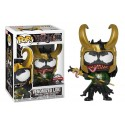 Funko Venomized Loki