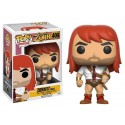 Funko Zorn with Hot Sauce